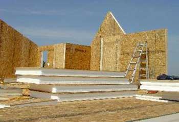 проекты sip домов, сэндвич панели производитель